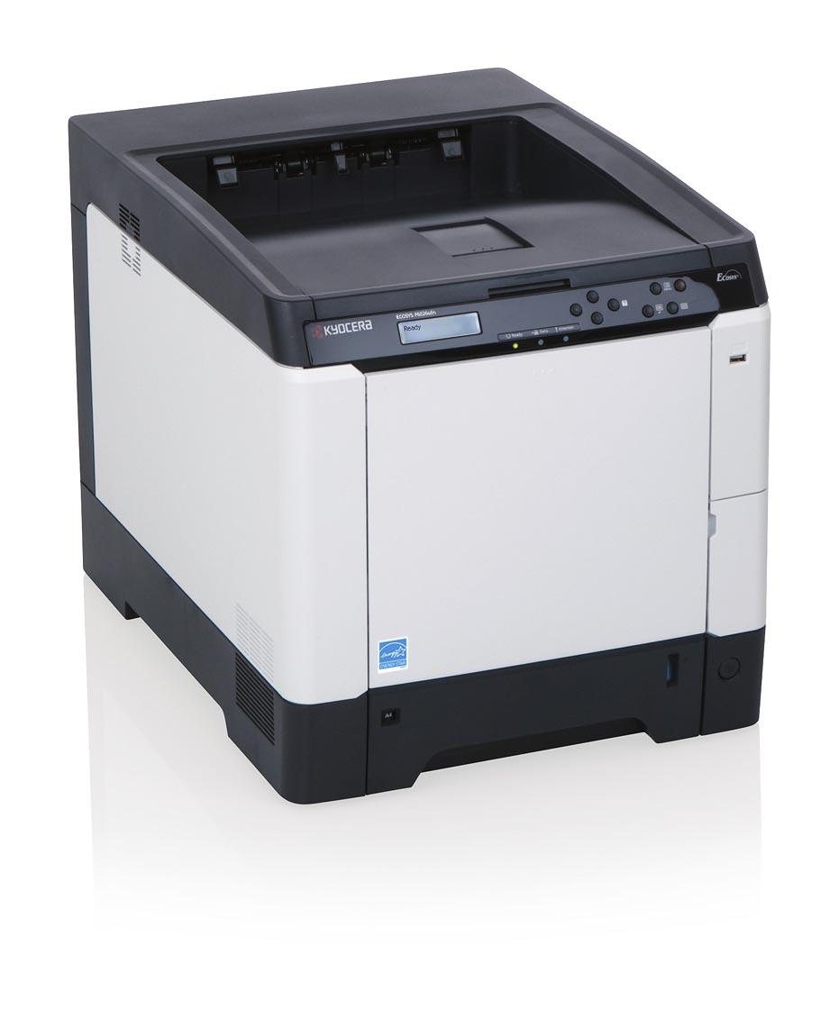 Kyocera ECOSYS P6026cdn Printer KX Driver Windows