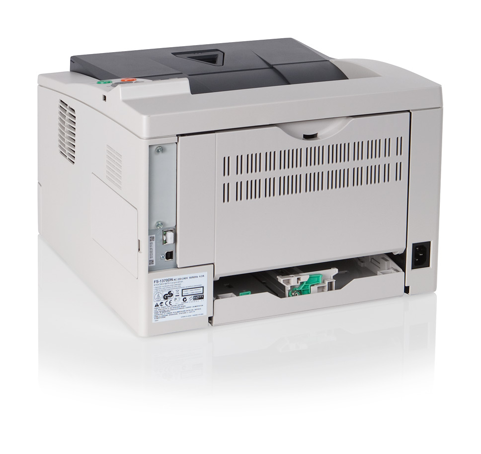 Kyocera ECOSYS FS-1370DN Printer KX Drivers for Windows Download