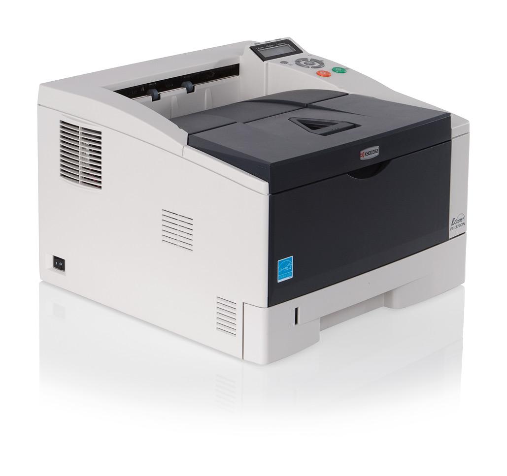 Kyocera ECOSYS FS-1370DN Printer Windows 7