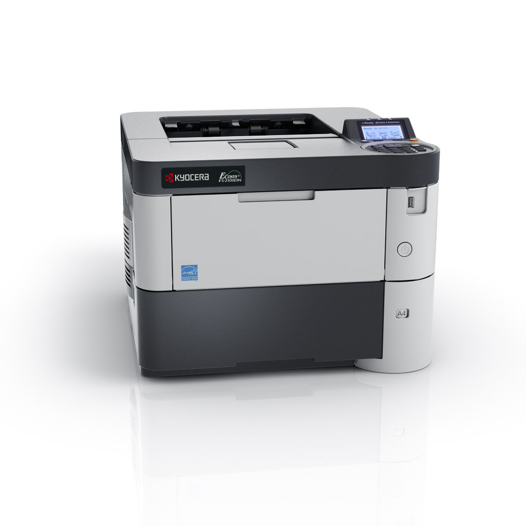 Kyocera ECOSYS FS-2100DN Printer Drivers (2019)