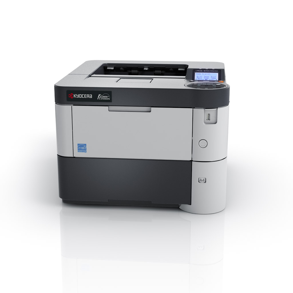 Driver for Kyocera ECOSYS FS-2100DN Printer