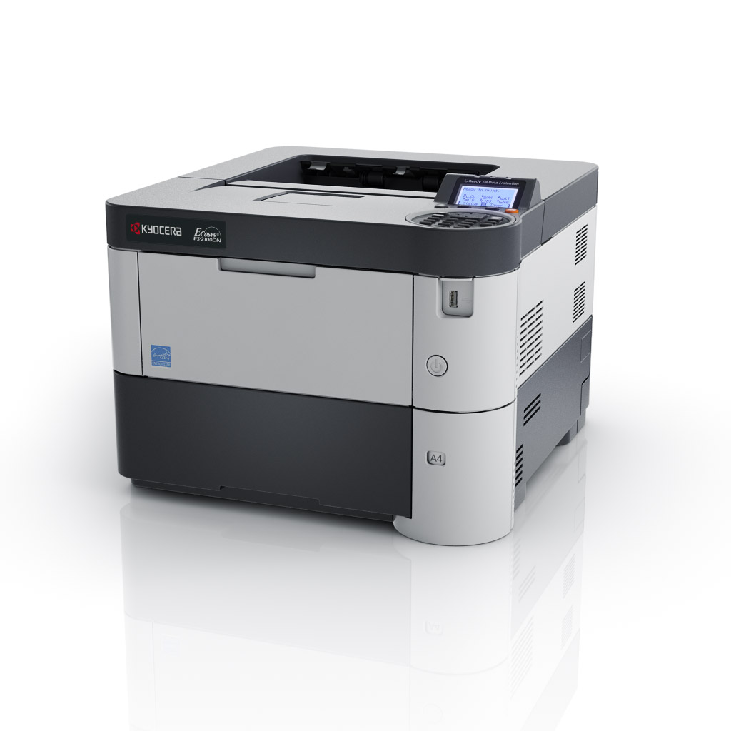 Kyocera ECOSYS FS-2100DN Printer KX Driver Download
