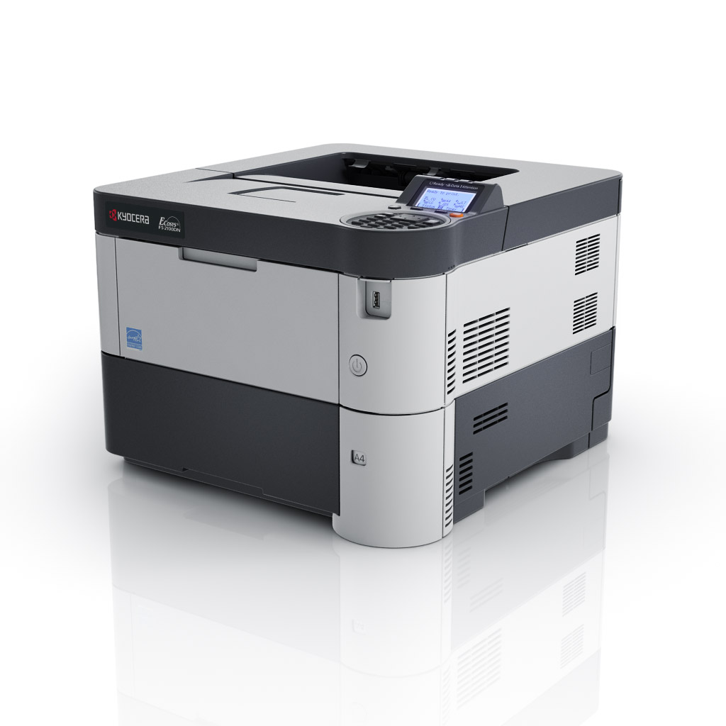 Kyocera ECOSYS FS-2100DN Printer KX Linux