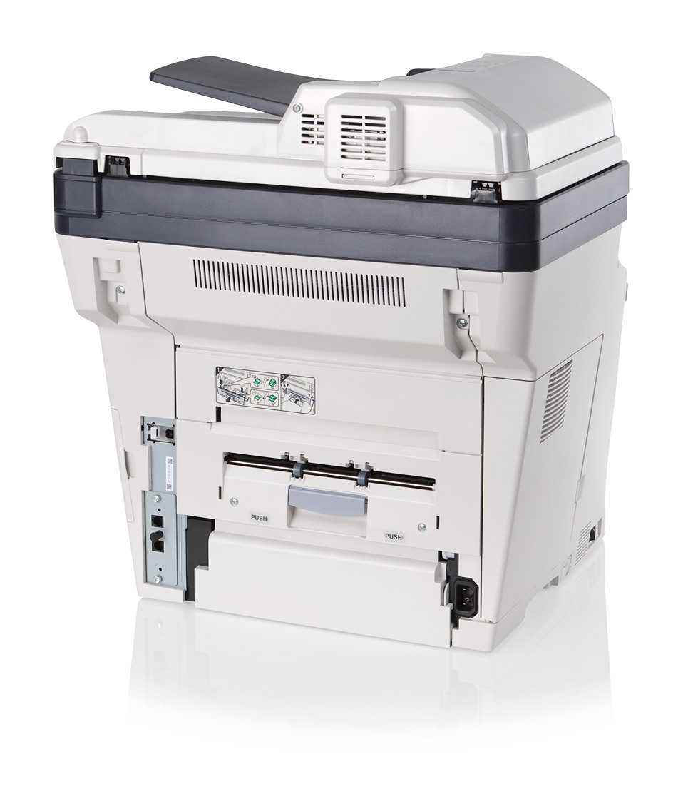 Kyocera ECOSYS FS-3540MFP MFP PC-Fax Driver Windows 7