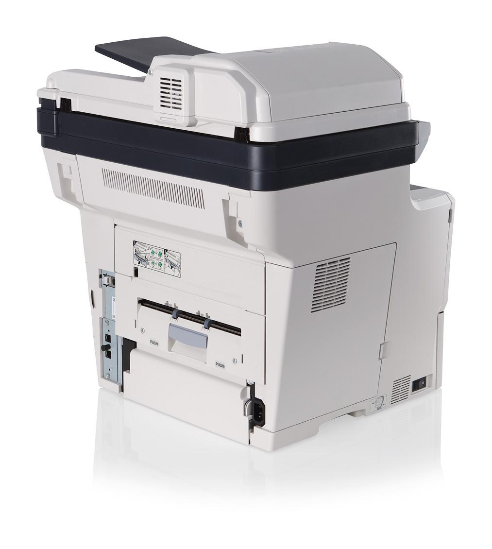 Kyocera ECOSYS FS-3540MFP MFP PC-Fax Linux