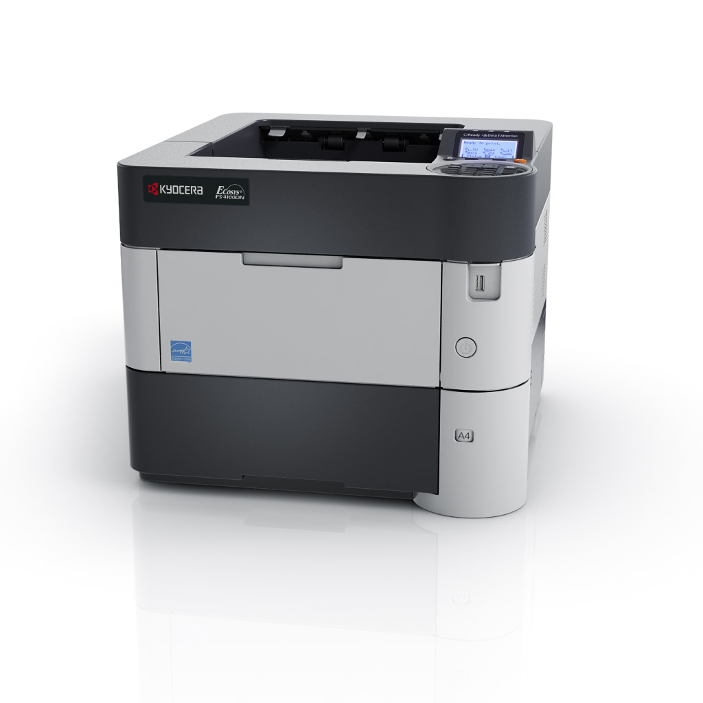 Kyocera ECOSYS FS-4100DN Printer KX Driver Windows 7