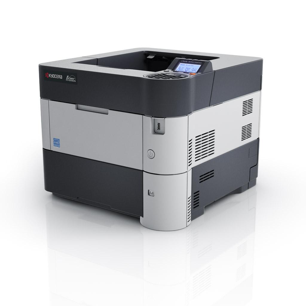 Download Driver: Kyocera ECOSYS FS-4200DN Printer