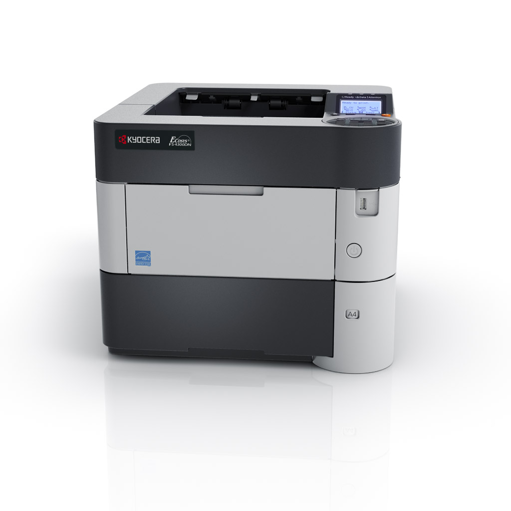 Kyocera ECOSYS FS-4300DN Printer Drivers for Mac Download