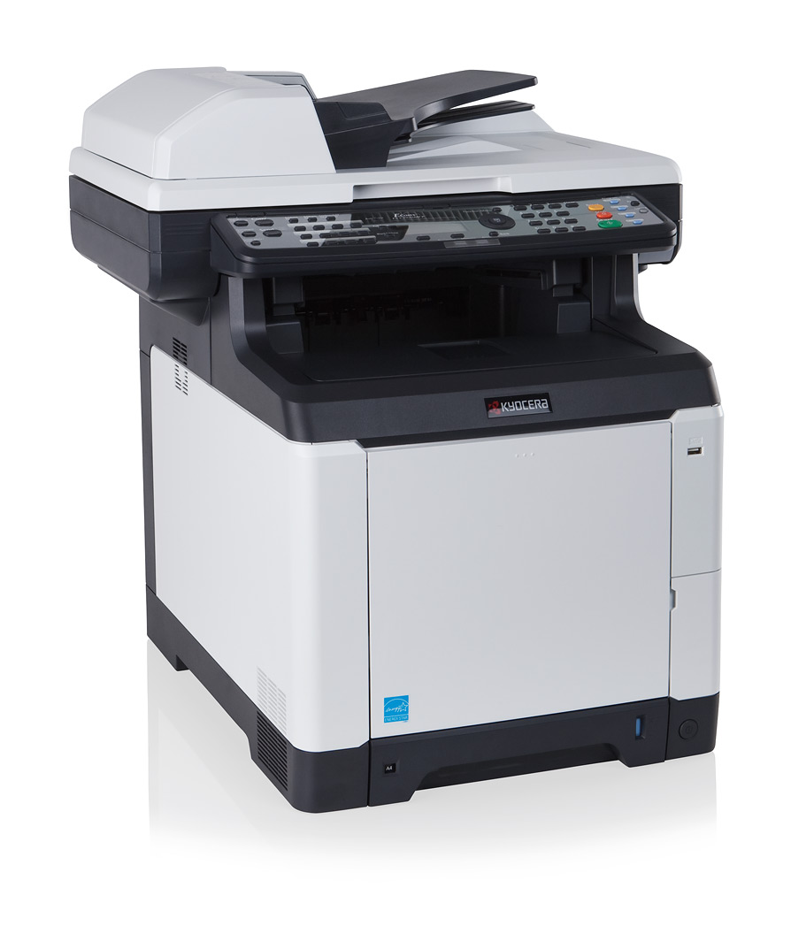 Kyocera ECOSYS FS-C2126MFP+ Color Printer Drivers (2019)